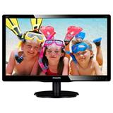 "Philips 200V4QSBR/00 19.53"" MVA LED 1920x1080 10 000 000:1 8ms 250cd cierny"