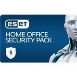 Predĺženie ESET Home Office Security Pack 5PC / 1 rok
