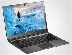 """Prestigio Smartbook 13.3"""" IPS 1920x1080 3/32GB Celeron N3350 2.4GHz BT WiFi 0.3MPx 5000mAh Win10 šedý"""