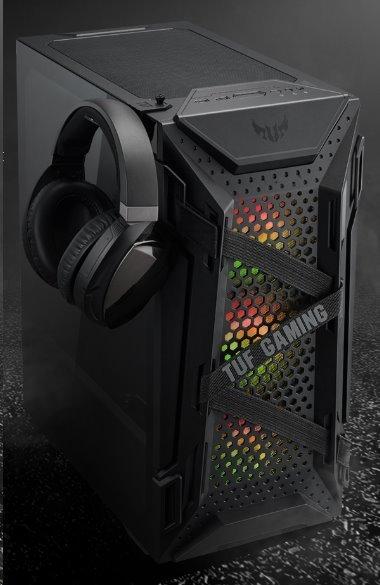 Prestigio TUF Gamer i7-10700KF (5,1GHz) RTX3080 32GB 1TB-SSD 2TB-HDD W10