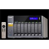 QNAP™ TS-853A-4G-EU 8 Bay NAS, Intel Celeron® N3150 , 2x2GB DDR3L RAM, EU Edition