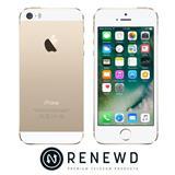 Renewd iPhone 5S Gold 64GB