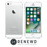 Renewd iPhone 5S Silver 32GB