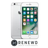 Renewd iPhone 6 Silver 128GB