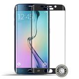 ScreenShield G928 Galaxy S6 Edge Plus Tempered Glass protection (black) - Film for display protection