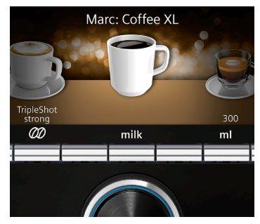 SIEMENS_Plne automatický kávovar, RW Variante, ušľachtilá oceľ
