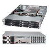 Supermicro® CSE-826BE16-R1K28LPB 2U chassis