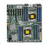 Supermicro MB Xeon E5-2600V3 2xLGA2011-3, iC612 16x DDR4 ECC R,10xSATA3/8xSAS3 LSI 3108 2GB(PCI-E 3.0/1,6(x16,x8),2x 10G