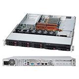 """Supermicro® SC113TQ-700UB 1U chassis 8x 2,5"""" hot-swap SAS/SATA"""