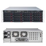 Supermicro Storage Server SSG-6038R-E1CR16L 3U DP