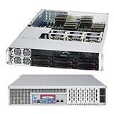 Supermicro® SuperServer AS-2042G-72RF4 - 4x 16/12Core Opteron 1TB DDR3 1400W Redundant PSU 2U