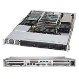 Supermicro® SuperServer AS1022GG-TF - 2x 12/8Core Opteron 256GB DDR3 GPU 1400W Redundant PSU 1U