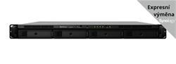 Synology™ RackStation RS820+ 4x HDD NAS VMware®, Citrix®, Microsoft® Hyper-V®rack 1U