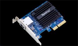 Synology™ single RJ45 port 10 Gbps Ethernet adapter