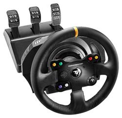 Thrustmaster Sada volantu a pedálů TX Leather Edition pro Xbox One, One X, One S a PC (4460133)