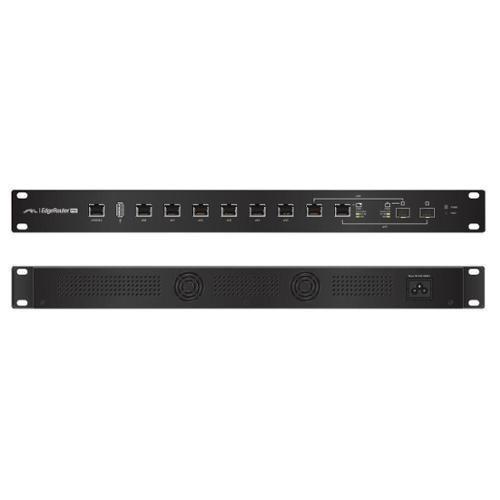 Ubiquiti EdgeRouter PRO 8x 1000Mbps + 2x SFP rack
