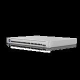 Ubiquiti UniFi Industrial Switch 24x1000Mbps PoE+, L3, (12) 2.5G RJ45 ports with PoE+ for WiFi 6 APs, (12) Gigabit RJ45
