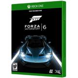 XBOX ONE hra - Forza Motorsport 6