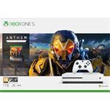 XBOX ONE S 1TB + Anthem: Legion of Dawn Edition