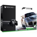XBOX ONE X 1TB čierna + Forza Motorsport 7