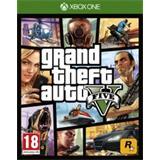 XONE hra - Grand Theft Auto V